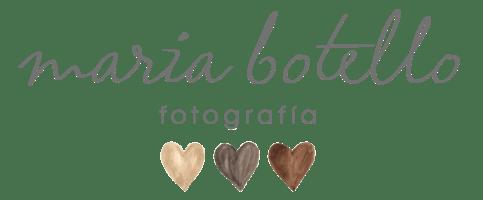 María Botello Fotografía Logo